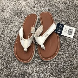 BNWT Chaps Sandals